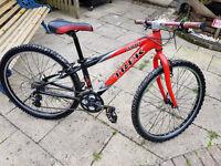 Childs Mountain bike 21 gears Trek 4100
