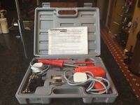 Sealey SD300K Soldering Gun/Iron Kit 8pc 230V as new, hardly used. RRP £46.84 selling £20