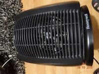 Energy Saver Honeywell Fan Heater with Thermostat
