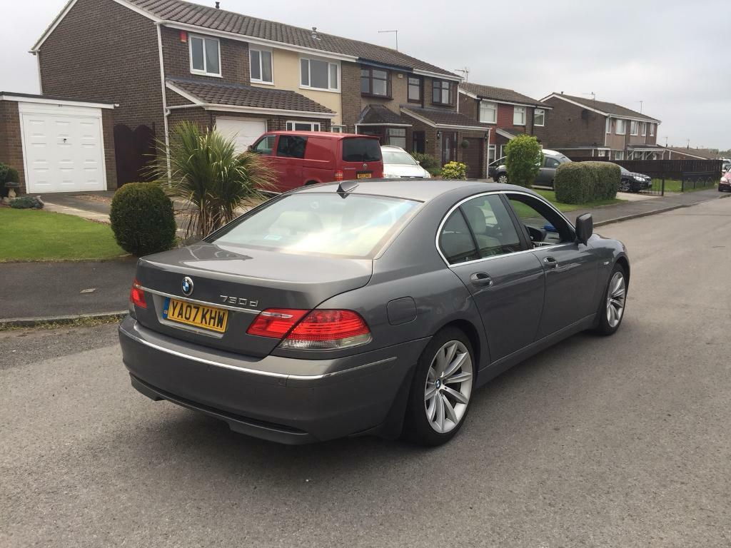 special edition bmw 730d e65 top spec not 330 530 in marton in cleveland north. Black Bedroom Furniture Sets. Home Design Ideas