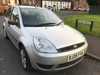 2005 Ford Fiesta 1.2 Peteol, 1 yr MOT, Part service history, Excellent runner £850