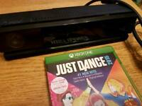 Xbox one games controller and kinect
