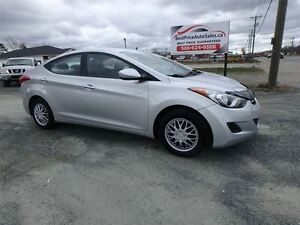 2013 Hyundai Elantra GLS CERTIFIED! AUTO! HEATED SEATS!