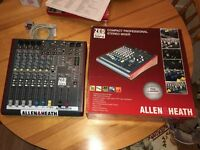 ALLEN & HEATH ZED 60 -10FX MIXER