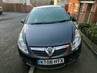 Vauxhall Corsa Club 1248CC Diesel 62000 miles