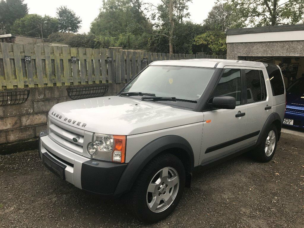 landrover discovery 3 tdv6 manual. thousands spent