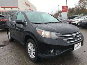 2014 Honda CR-V EX-L REAR CAM SUNROOF ONE OWNER LEATHER SEATS
