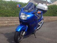 ***Honda CBR1100 XX Superblackbird*** standard bike!