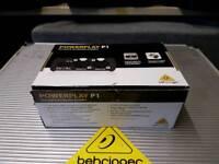 Behringer powerplay P1 personal in ear monitor amplifier