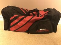 RARE JDM ADVAN NEOVA DUFFEL GYM TRACK BAG
