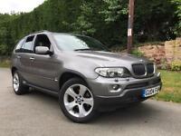 BMW X5 3.0 SPORT * 67000 miles * immaculate
