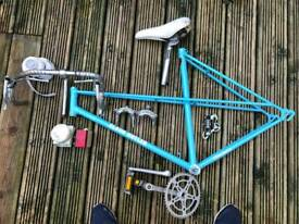 Affordable bicycle repair to all makes and models