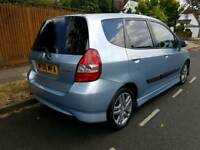 AUTO HONDA JAZZ SPORTS – SERVICE HISTORY– DRIVES GOOD – IMMACULATE CONDITION