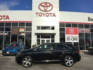 2013 Toyota Venza LIMITED WARRANTY