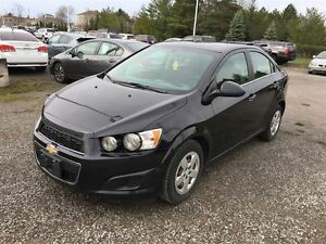 2014 Chevrolet Sonic LT/BLUETOOTH/HEATED SEATS/REMOTE START