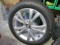 Alfa Romeo Lusso/Progression new alloy with new Dunlop tyre.