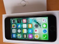 IPHONE 5S - 16 GB - ON EE NETWORK - BOXED - SPACE GREY
