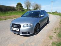 Audi A3 S Line Turbo Special Edition