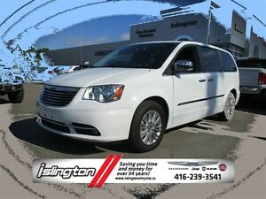 2016 Chrysler Town & Country PREMIUM - FWD, 3.6L V6 *STOW 'N GO*