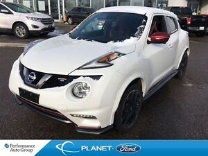 2015 Nissan Juke NISMO RS LEATHER, NAVIGATION, ALL WHEEL DRIVE