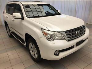 2010 Lexus GX 460 Ultra Premium Package: Fully Serviced.