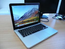 "Apple MacBook Pro 13"" Mid 2012 - 2.5GHz Intel Core i5, 4GB RAM, 500GB HDD - Fully refurbished"