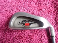 Calloway Big Bertha iron set, Good condition, 9 clubs in total. 3-pw, right handed, graphite shafts