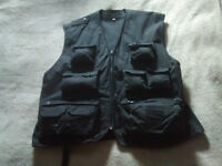 2 Fishing waistcoats