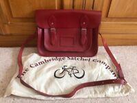 Handbag- Excellent Condition Original Cambridge Satchel