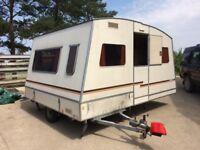 Rapido Folding Caravan - Exportmatic