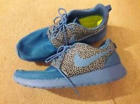 Nike Roshe custom trainers