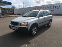 VOLVO XC90 2.4 D5 SE AUTO 2004 7 SEATER LEATHER INT IN VGC