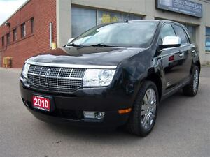 2010 Lincoln MKX Limited AWD Leather Dubble Sunroof Navi DVD