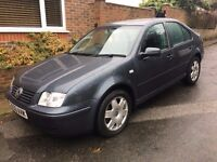 VOLKSWAGEN BORA 1.9 TDI 2003 THE BEST RELIABLE AND ECONOMICAL ENGINE VW MADE, WILL LAST FOR YEARS