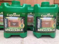 Cuprinol One Coat Sprayable/ Brush Fence care