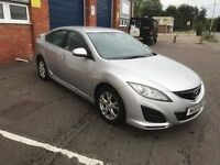 2010 Mazda 6 2.2 diesel 12 months mot/3 months parts and labour warranty