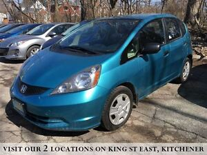 2013 Honda Fit DX-A | AIR | NO ACCIDENTS