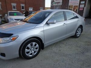 2010 Toyota Camry CERTIFIED Kitchener / Waterloo Kitchener Area image 2