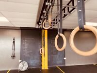 NEW PT Job: Trainer Rental Opportunity in Private Functional Calisthenics Gym