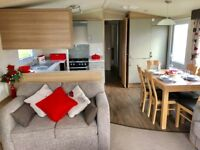 STATIC CARAVAN FOR SALE IN NORTH WALES GREAT FOR DECKING NEAR BEACH PET FRIENDLY