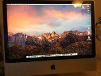 Apple iMac 24inch Late 2008