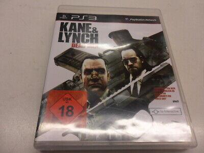 PlayStation 3  PS3   Kane & Lynch: Dead Men     USK 18, occasion d'occasion  Expédié en Belgium