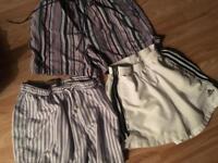 Men's shorts for sale havanco Calvin Klein Adidas