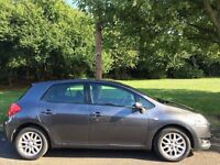 2007 TOYOTA AURIS TR VVT-I TR VVT-I HATCHBACK PETROL.BRILLIANT DRIVE.LONG MOT.RECENTLY SERVICED.E/W.