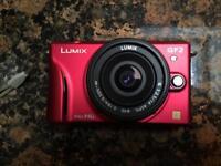 Panasonic LUMIX DMC-GF2 w/ 0.18mm Pancake Lens (RRP £280.00) OTO