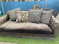 3 seater sofa FREE to collect