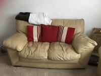 3 seater & 2 seater free