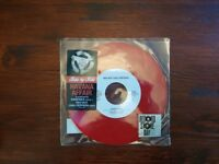 "Red Hot Chili Peppers & Ramones limited edition 7"" vinyl"