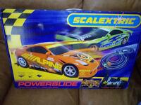 scalextric powerslide drift set