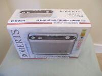 Portable radio Roberts 3 band Classic